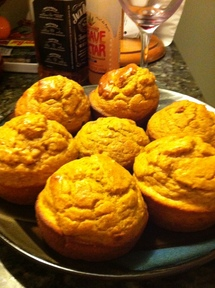 Pumpkin Muffins photo by Lucille